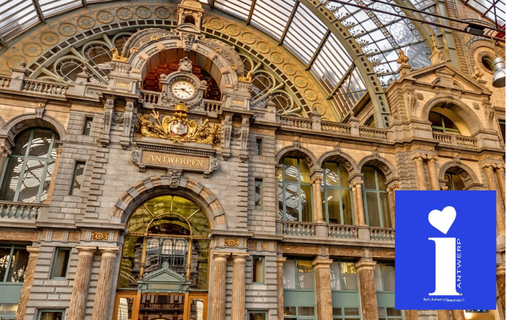 gallery/centraal station  i  info antwerp